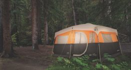 Camp like a PRO, check out Colman's instant tent, it has a closet!!!